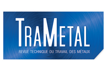 Trametal robotic cells for milling with water jet