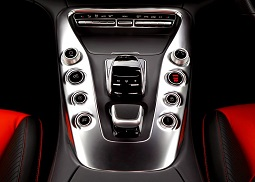 AXIOME automotive console cutting